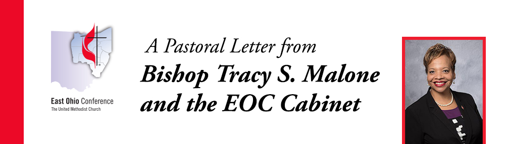 A Pastoral Letter from Bishop Malone and the EOC Cabinet